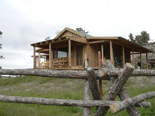 Bordeaux Creek Cabin
