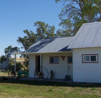 Aunt Myrna's Cabin