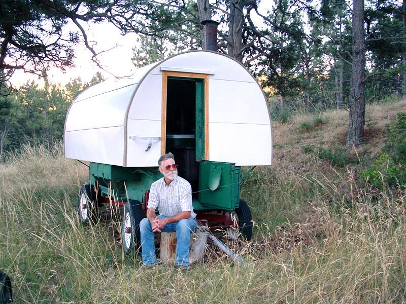 Sheep Wagon Hideouts